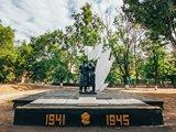 Памятник рабочим станкостроительного завода, погибшим в годы ВОВ